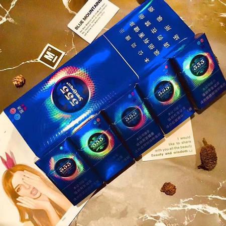 555水蜜桃双爆「双冰畅滑」多少钱一盒?555水蜜桃双爆「双冰畅滑」好抽吗?
