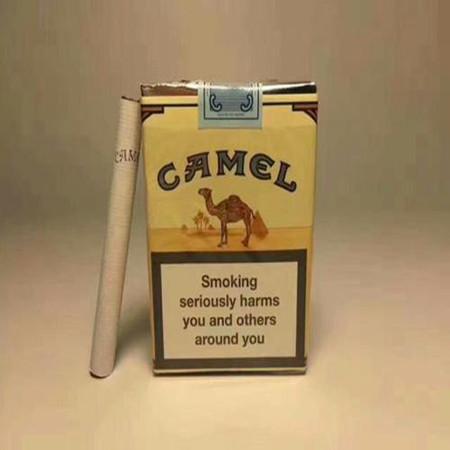 欧盟无嘴CAMEI骆驼香烟好抽吗?欧盟无嘴CAMEI骆驼香烟多少钱一盒?