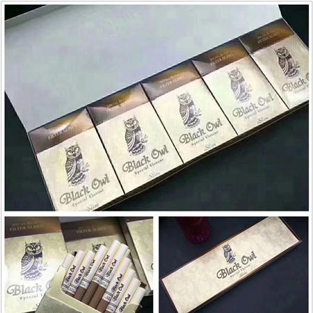 Black Owl猫头鹰细支「巧克力」在哪买?多少钱?