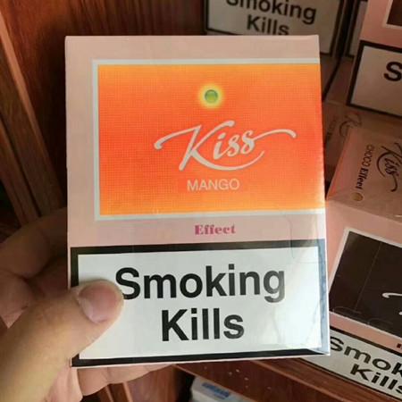kiss芒果爆珠多少钱?在哪买?