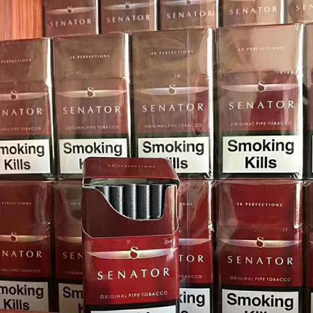 SENATOR参议院香烟多少钱?好抽吗?