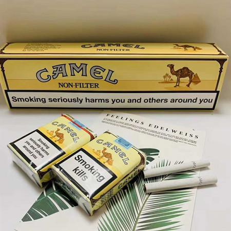 欧盟版无嘴CAMEL骆驼好抽吗?多少钱?