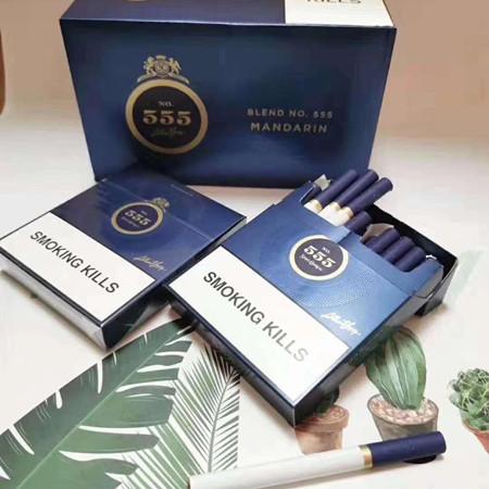 欧盟555蓝尊香烟多少钱?在哪买?