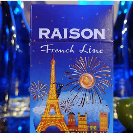RAISON铁塔猫烟花葡萄爆珠好抽吗?在哪买?