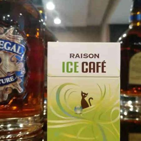 raison铁塔猫奶油爆珠好抽吗?